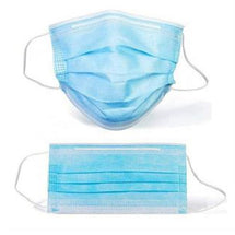 3PLY Face Mask Fluid Resistant Disposable