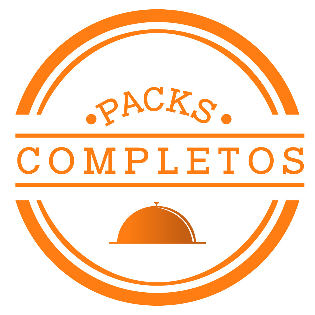 Pack completo B - 10platos