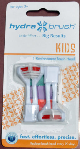 KIDS Extra Soft and Extra Small Brush Heads