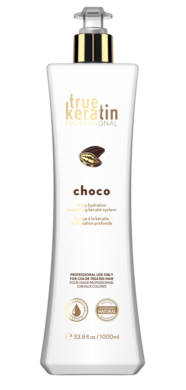 True Keratin Choco Keratin Treatment