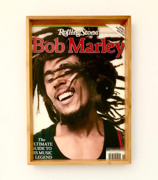 BOB MARLEY - Rolling Stone cover