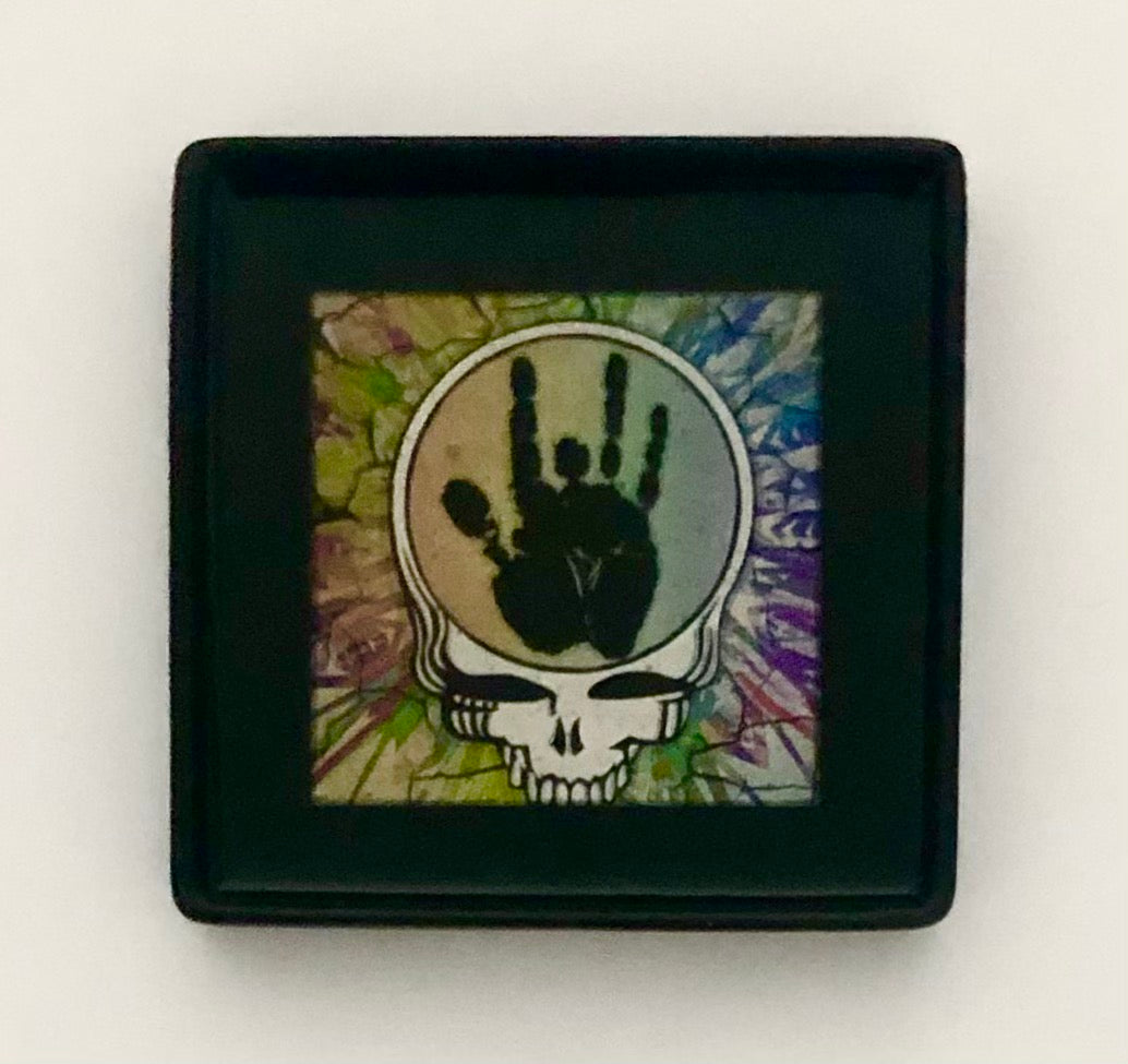 GRATEFUL DEAD - Steal Your Face & Hand