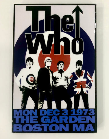 THE WHO - Boston 1973
