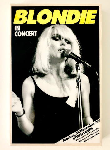 BLONDIE - Munich 1977