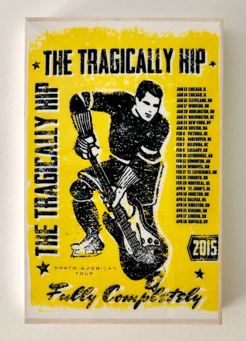 THE TRAGICALLY HIP - Fully Completely 2015