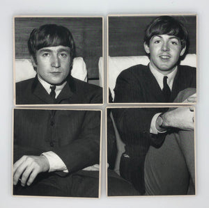 BEATLES - John and Paul chillin'