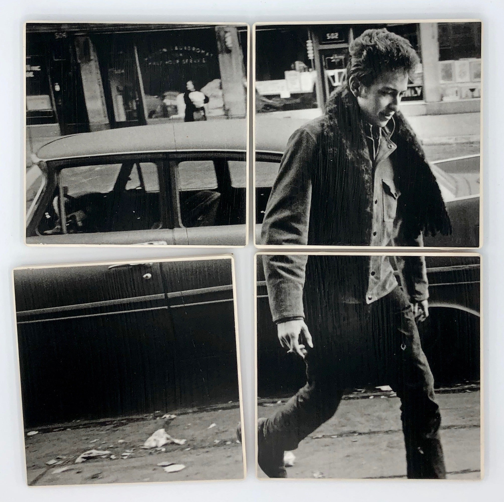 BOB DYLAN - out and about