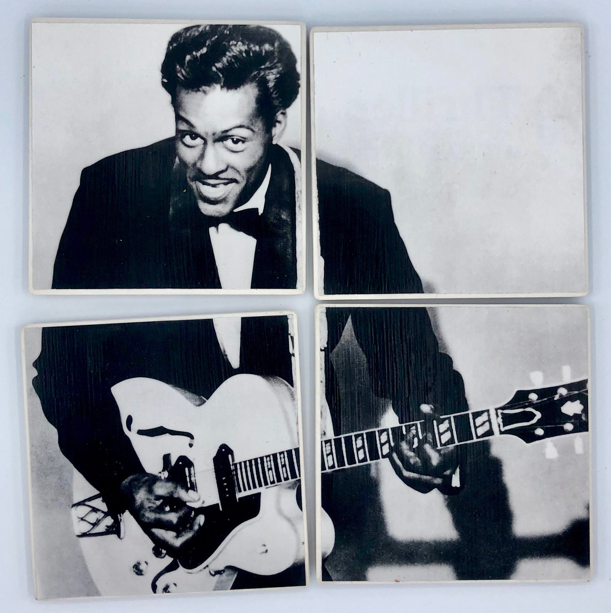 CHUCK BERRY - father of rock 'n roll