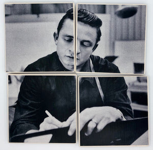 JOHNNY CASH - writing