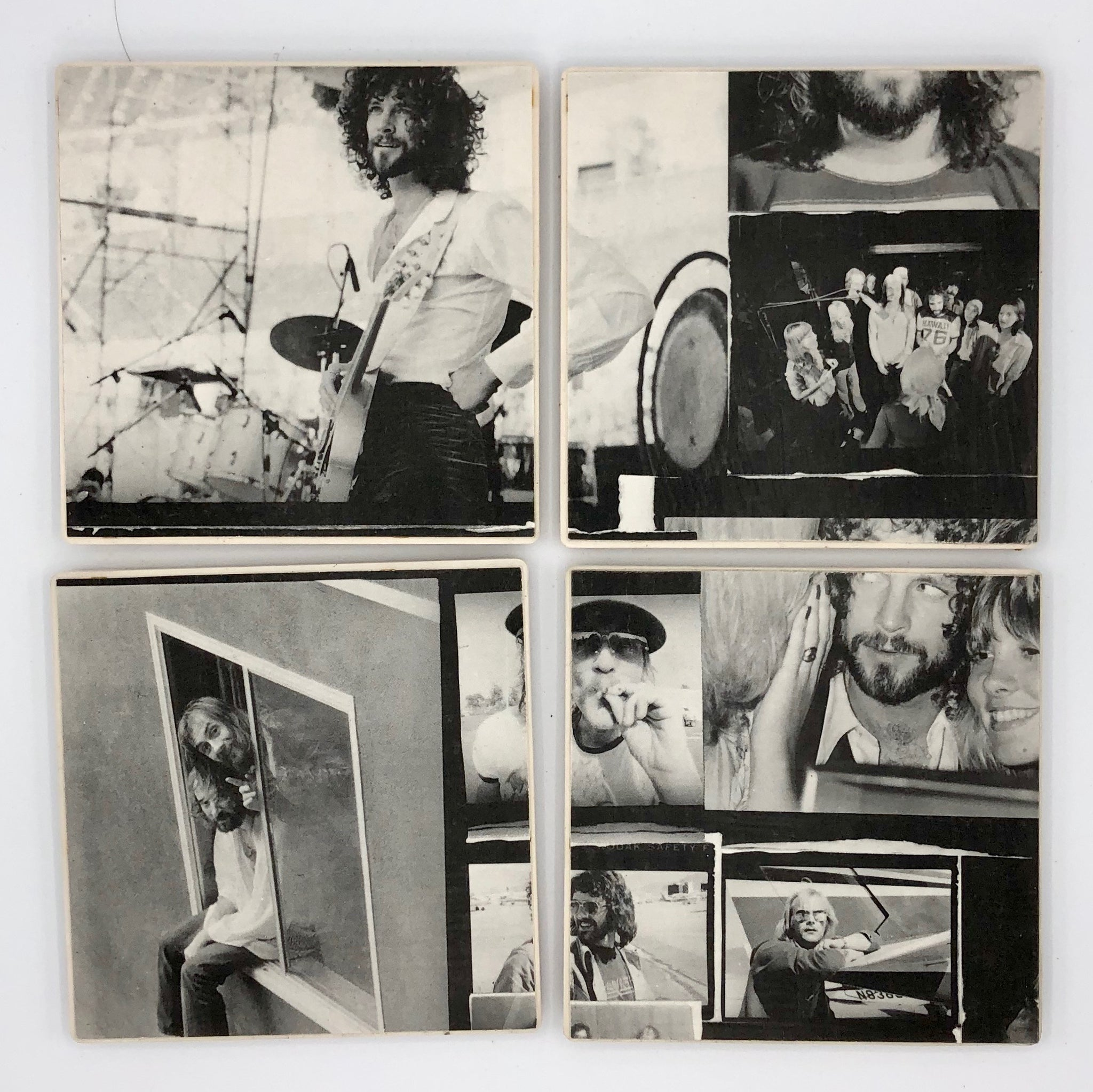 FLEETWOOD MAC - collage #1