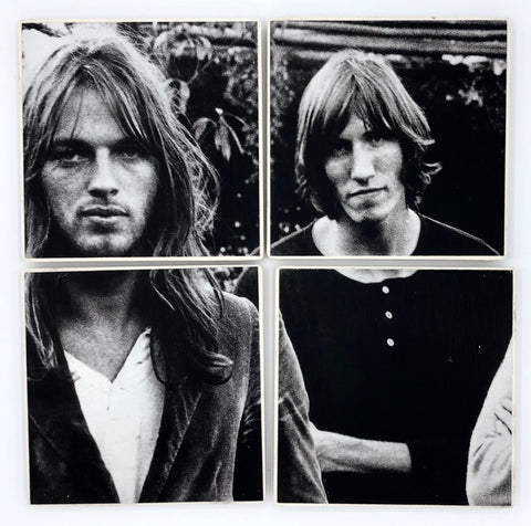 PINK FLOYD - Gilmour & Waters