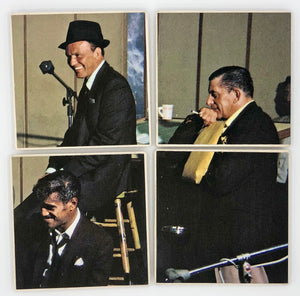 FRANK SINATRA - with Sammy Davis Jr. & Jerry Lewis