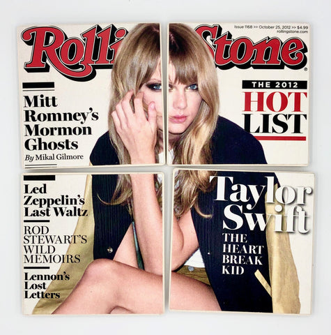 TAYLOR SWIFT - Rolling Stone 2012
