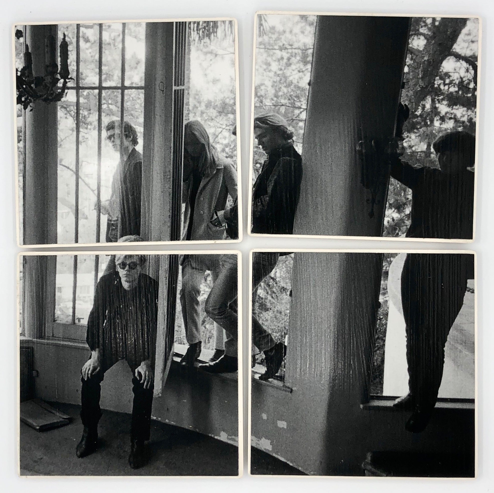 VELVET UNDERGROUND - with Andy Warhol