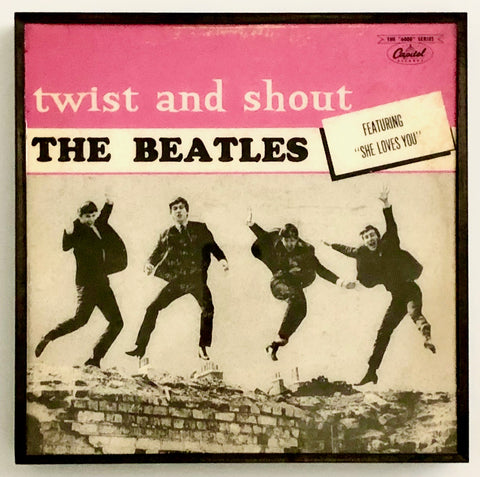 BEATLES - Twist and Shout
