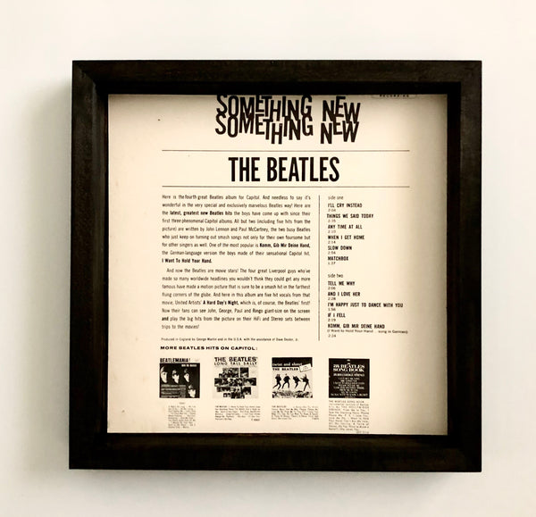 BEATLES - Something New