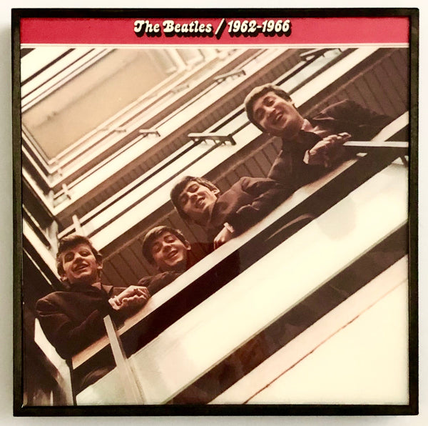 BEATLES - Red Album 1962-1966