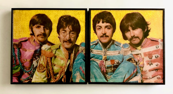 BEATLES - Sgt. Pepper's Gatefold