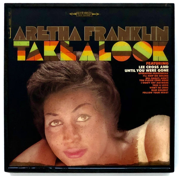 ARETHA FRANKLIN - Take a Look