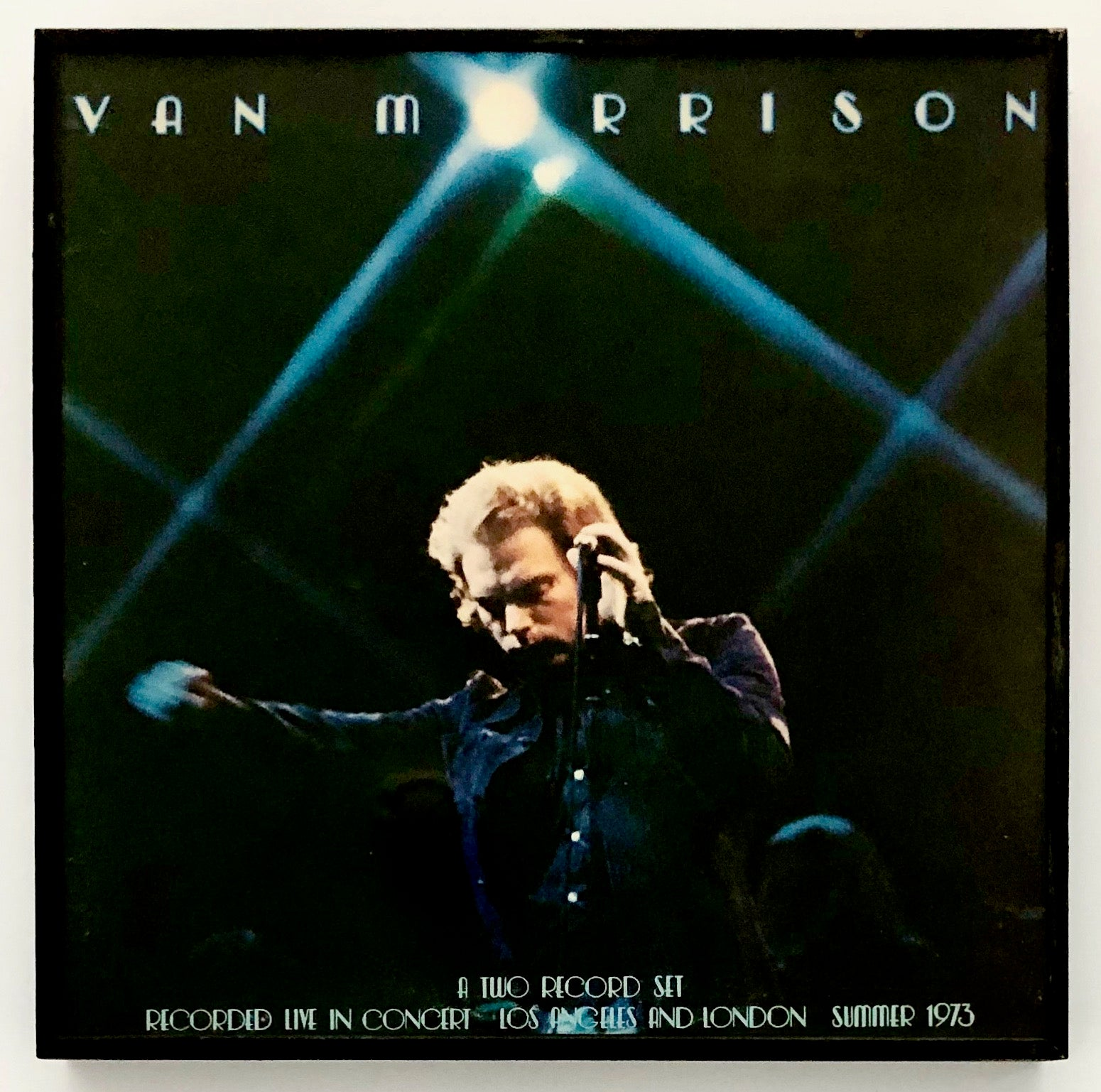 VAN MORRISON - It's Too Late to Stop Now...
