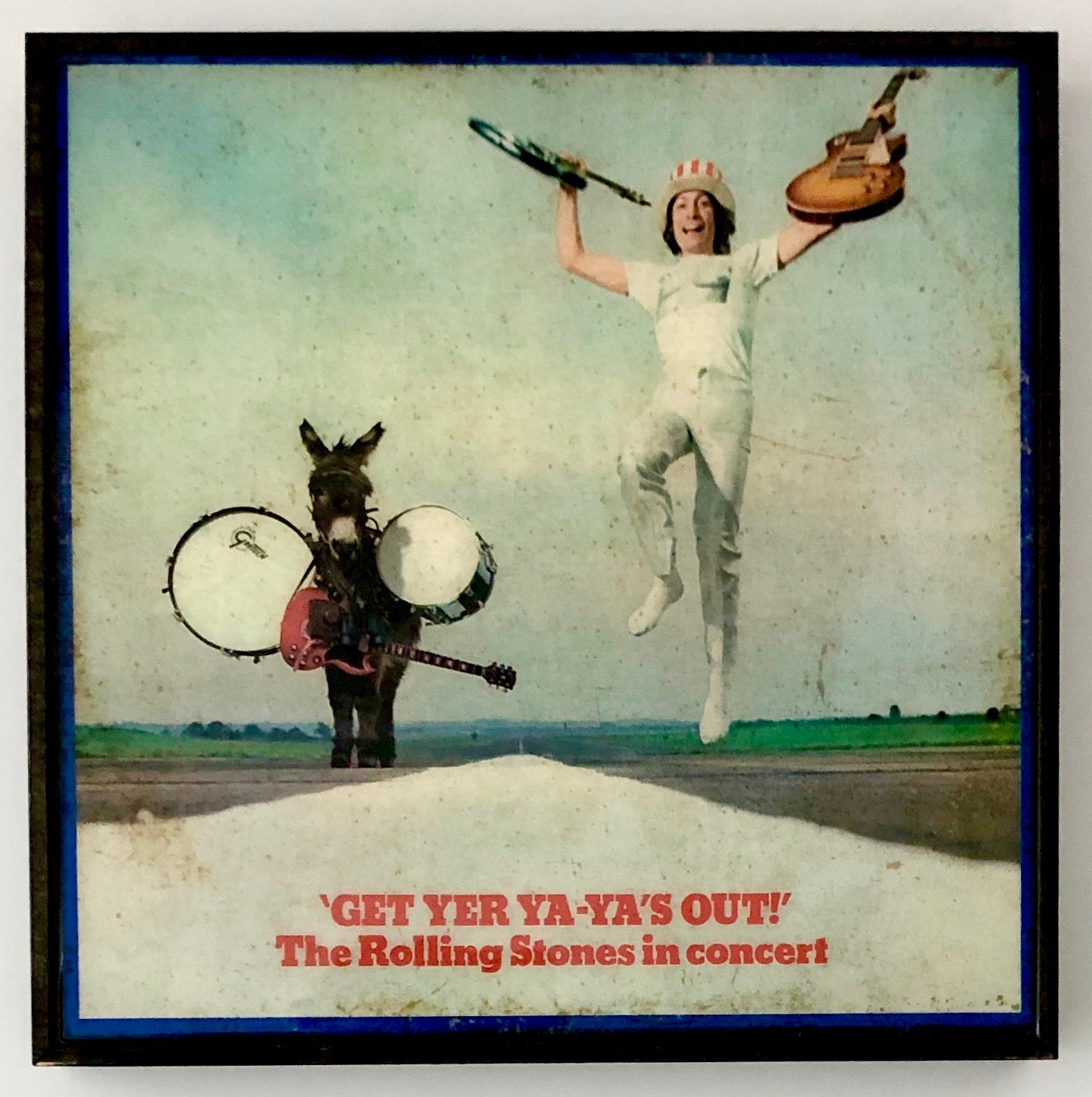 ROLLING STONES - Get Your Ya Ya's Out
