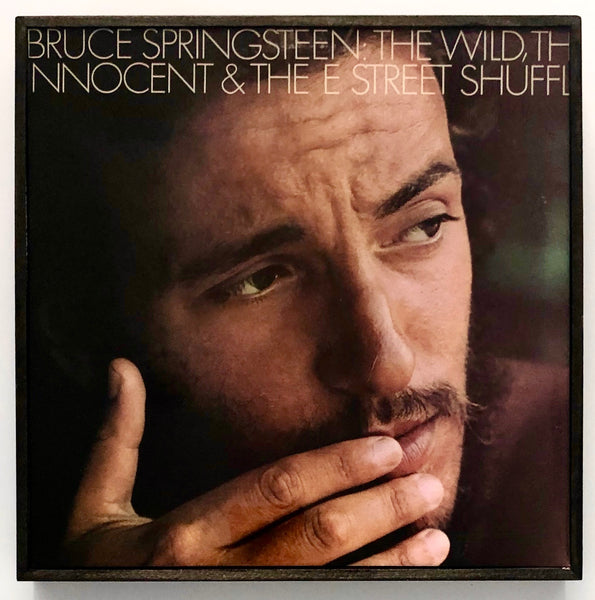BRUCE SPRINGSTEEN - The Wild, the Innocent & the E St. Shuffle