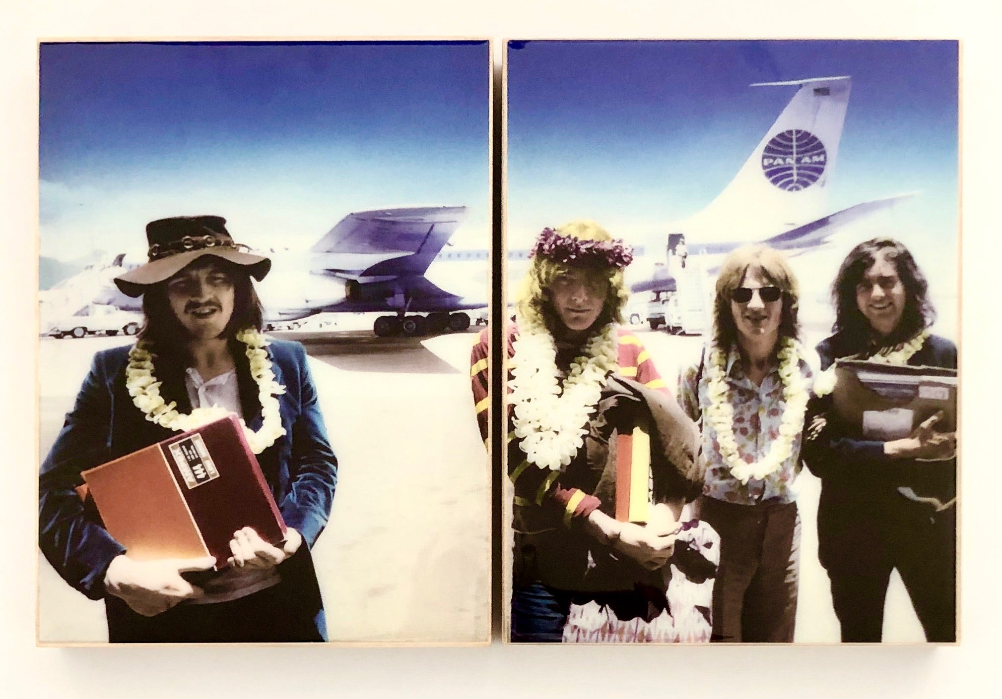 LED ZEPPELIN - 1970 World Tour Hawaii