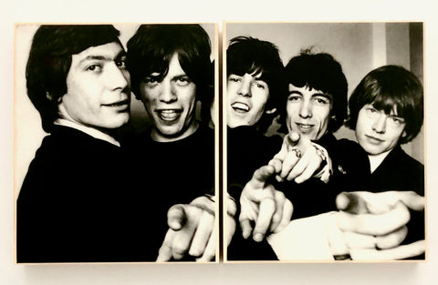 ROLLING STONES - here's looking at you