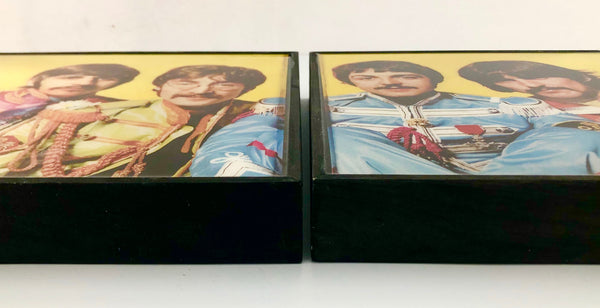 BEATLES - Sgt. Pepper's mini gatefold print