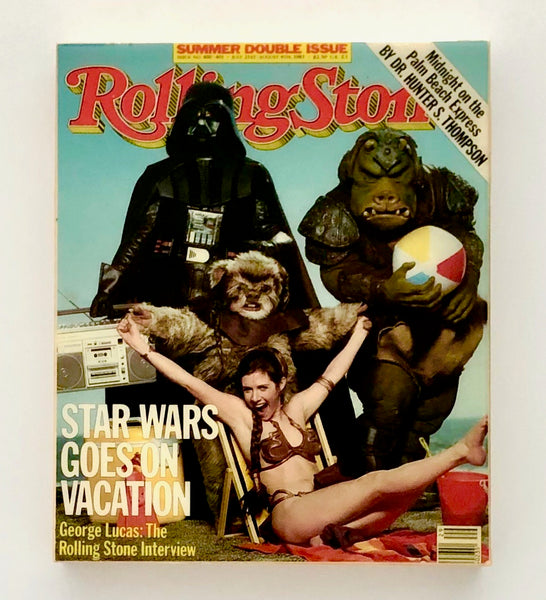 STAR WARS - 1983 original Rolling Stone