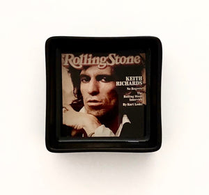 ROLLING STONES - Keith Richards Rolling Stone 1981