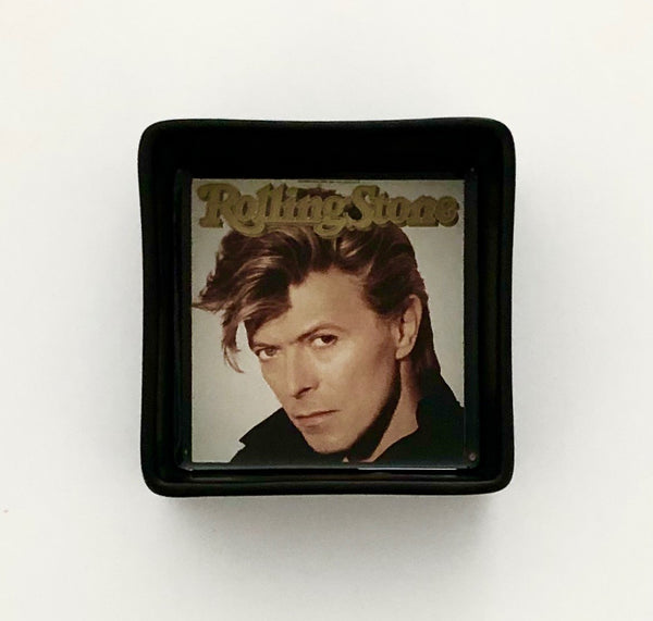 DAVID BOWIE - Rolling Stone 1987