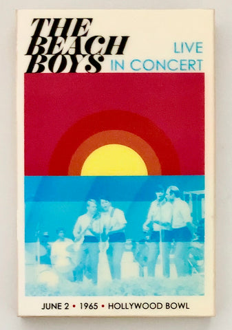 BEACH BOYS - Hollywood Bowl 1965