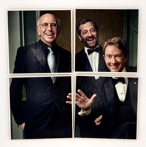 COASTERS - Larry David, Judd Apatow, Martin Short