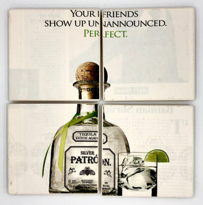 COASTERS - Patron (your friends showed up)