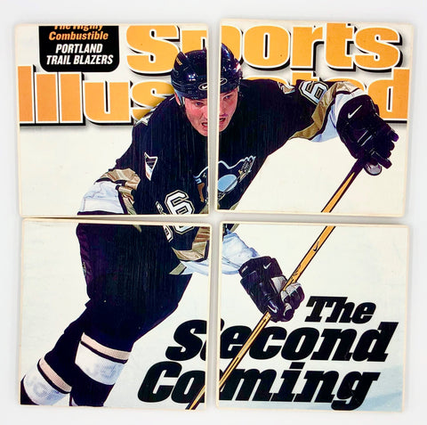 COASTERS - Mario Lemieux Sports Illustrated