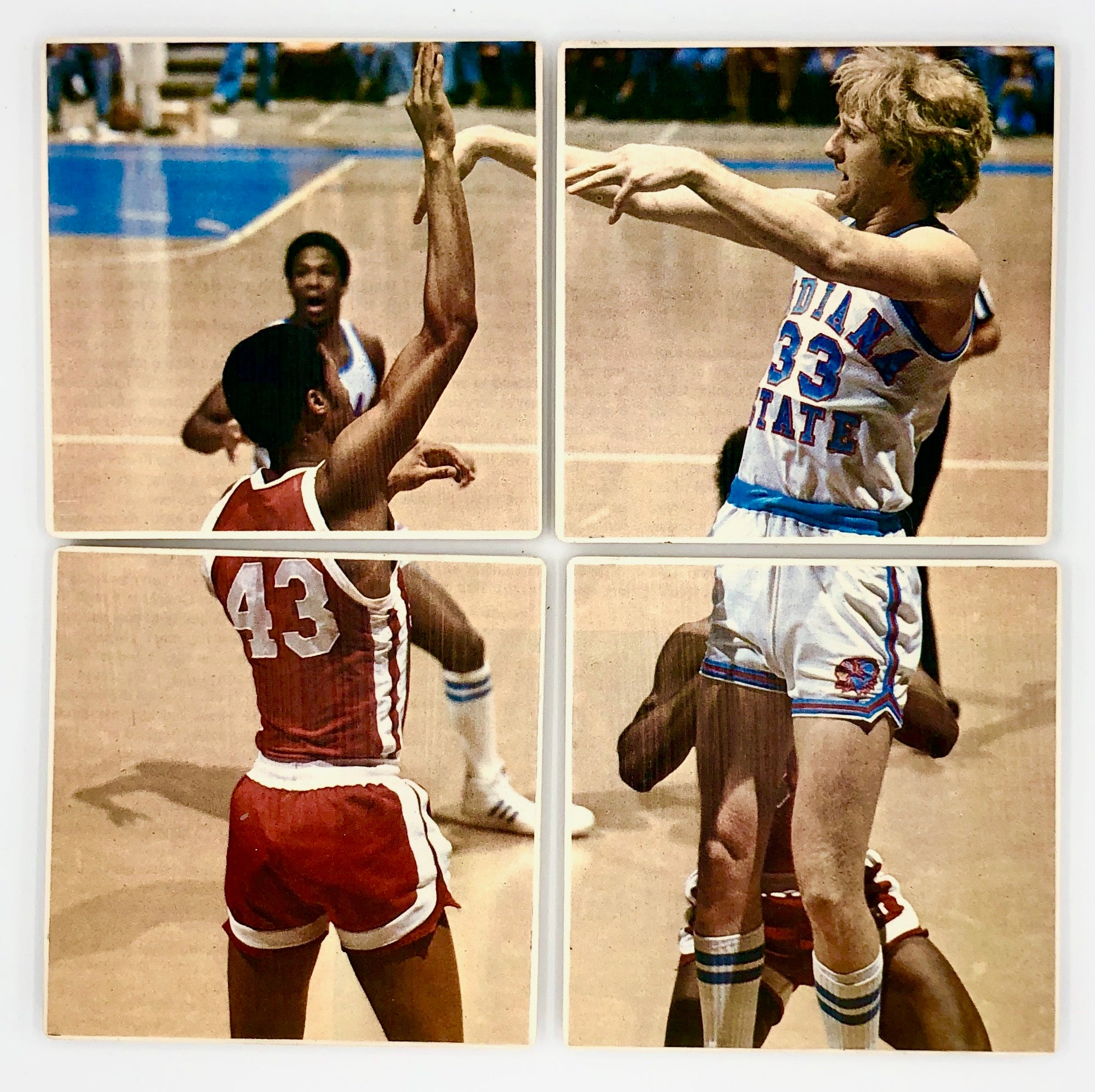 COASTERS - Larry Bird 1979