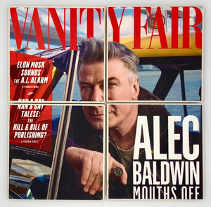 COASTERS - Alec Baldwin Vanity Fair