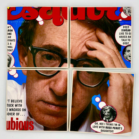 COASTERS - Woody Allen Esquire