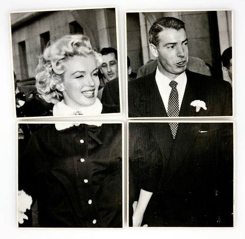 COASTERS - Marilyn Monroe & Joe DiMaggio