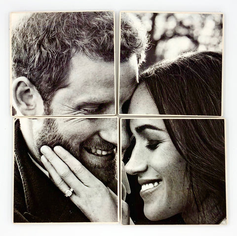 COASTERS - Meghan & Harry