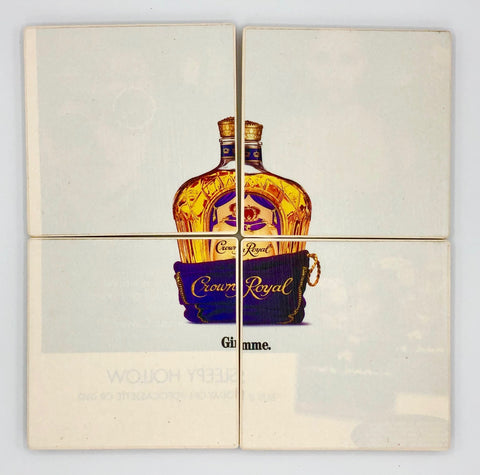 COASTERS - Crown Royal (gimme)