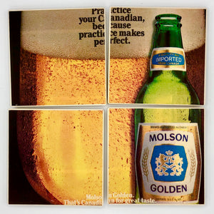 COASTERS - Molson Golden