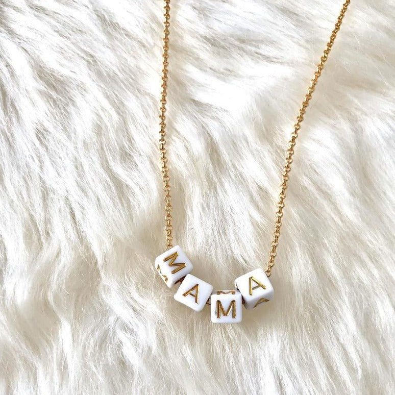 MAMA 14k Gold Filled Necklace
