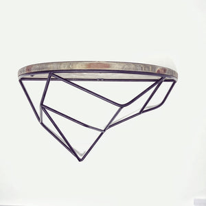 Half Moon Geometric Shelves (Small & Large)