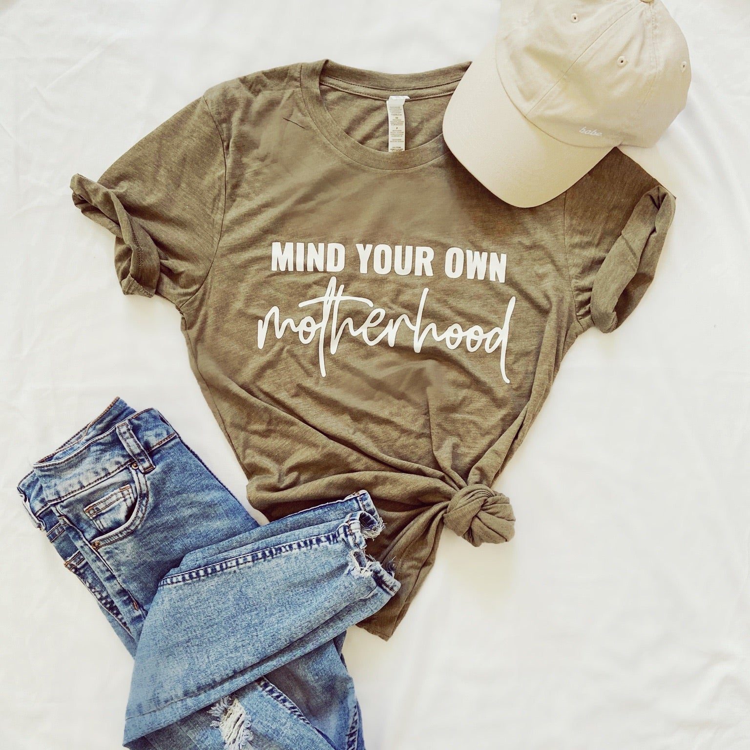 Mind Your Own Motherhood T Shirt