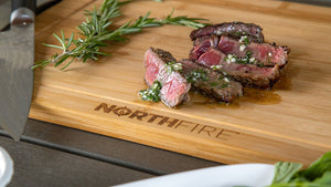 NorthFire Bamboo Cutting Board