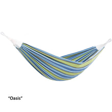 Load image into Gallery viewer, Brazilian Style Cotton Hammock - Double