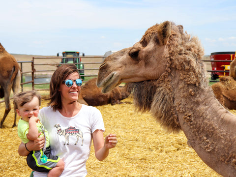 Lauren Fee the founder of Camel Culture.