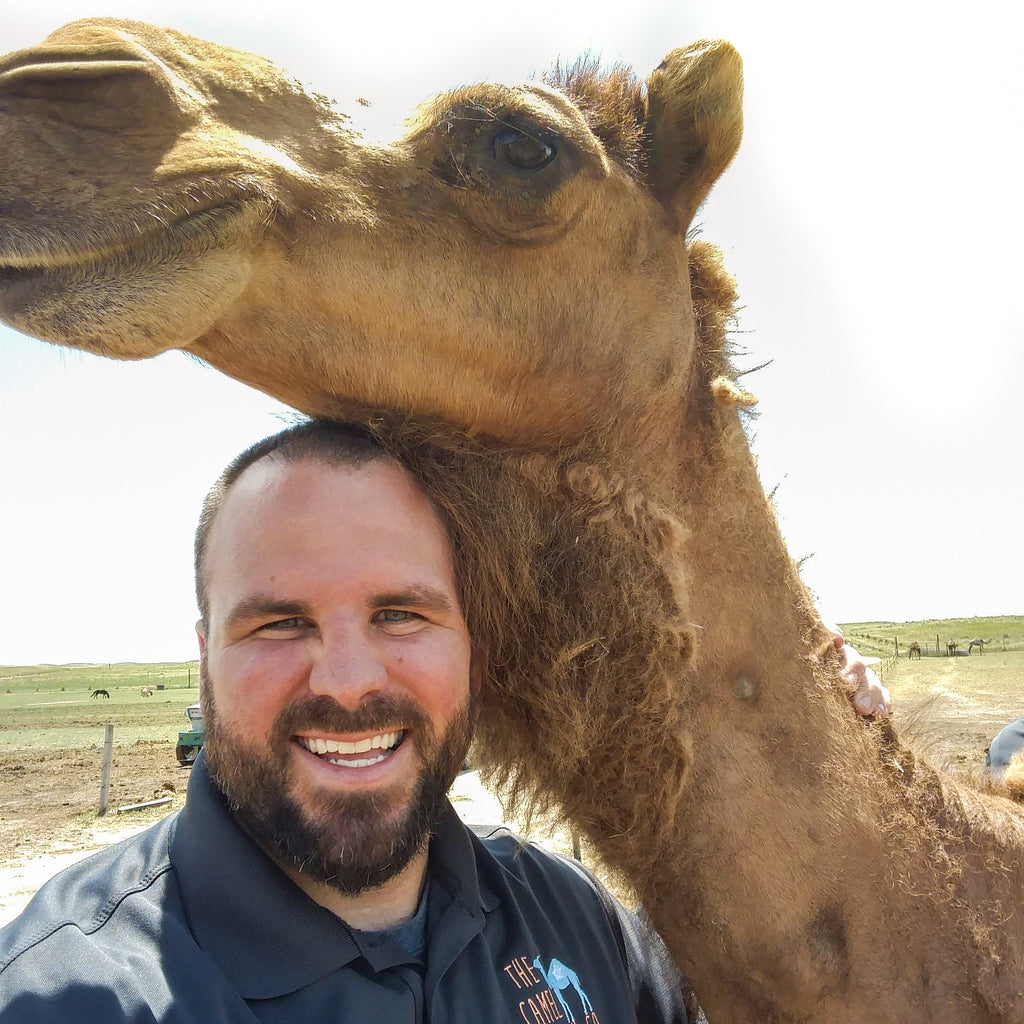 Ryan Fee is the founder and CEO of camel culture